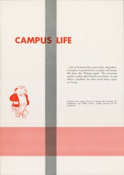 Page 12, 1960 Edition, Wabash College - Wabash Yearbook (Crawfordsville, IN) online yearbook collection
