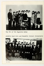 Page 14, 1968 Edition, Wabash Junior High School - Archer Yearbook (Wabash, IN) online yearbook collection