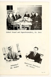 Page 7, 1968 Edition, Wabash Junior High School - Archer Yearbook (Wabash, IN) online yearbook collection