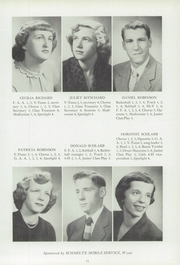 Wakarusa High School - Waka Memories Yearbook (Wakarusa, IN) online yearbook collection, 1951 Edition, Page 15