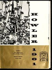 Wake Forest University - Howler Yearbook (Winston Salem, NC) online yearbook collection, 1961 Edition, Page 5 of 280