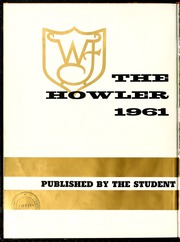Wake Forest University - Howler Yearbook (Winston Salem, NC) online yearbook collection, 1961 Edition, Page 6