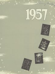Walnut Grove High School - Walnut Leaves Yearbook (Arcadia, IN) online yearbook collection, 1957 Edition, Page 3 of 92