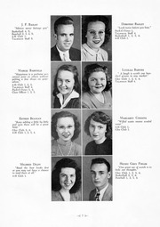 Walstonburg High School - Talisman Yearbook (Walstonburg, NC) online yearbook collection, 1948 Edition, Page 7 of 28