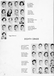 Walstonburg High School - Talisman Yearbook (Walstonburg, NC) online yearbook collection, 1956 Edition, Page 12