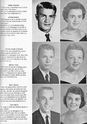 Walstonburg High School - Talisman Yearbook (Walstonburg, NC) online yearbook collection, 1958 Edition, Page 8