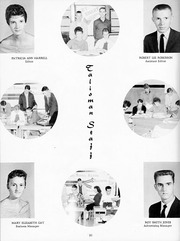 Walstonburg High School - Talisman Yearbook (Walstonburg, NC) online yearbook collection, 1960 Edition, Page 15