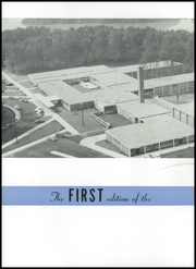 Walter Hines Page High School - Buccaneer Yearbook (Greensboro, NC) online yearbook collection, 1959 Edition, Page 6 of 100