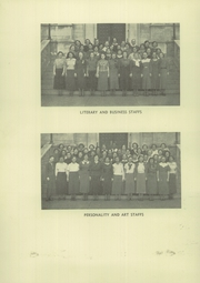Walton High School - Periwinkle Yearbook (Bronx, NY) online yearbook collection, 1935 Edition, Page 12