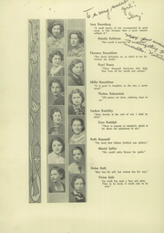 Walton High School - Periwinkle Yearbook (Bronx, NY) online yearbook collection, 1935 Edition, Page 74 of 100