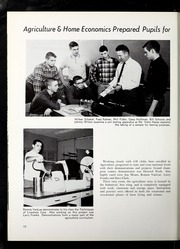 Warren Central High School - Wigwam Yearbook (Indianapolis, IN) online yearbook collection, 1961 Edition, Page 18