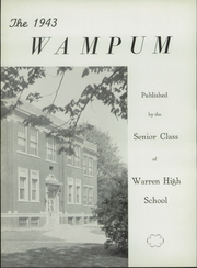 Warren High School - Wampum Yearbook (Warren, RI) online yearbook collection, 1943 Edition, Page 6 of 92