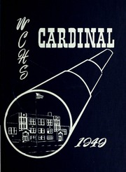 Warrensburg High School - Cardinal Yearbook (Warrensburg, IL) online yearbook collection, 1949 Edition, Page 1