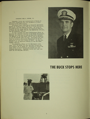 Warrington (DD 843) - Naval Cruise Book online yearbook collection, 1972 Edition, Page 4