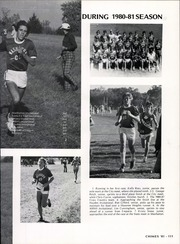 Washburn Rural High School - Chimes Yearbook (Topeka, KS) online yearbook collection, 1981 Edition, Page 115