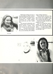 Washington College - Pegasus Yearbook (Chestertown, MD) online yearbook collection, 1983 Edition, Page 140