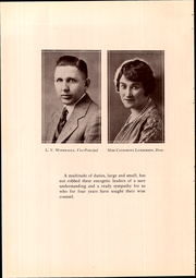 Washington High School - Lens Yearbook (Portland, OR) online yearbook collection, 1931 Edition, Page 16 of 148
