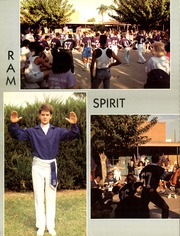 Washington High School - Panorama Yearbook (Phoenix, AZ) online yearbook collection, 1988 Edition, Page 8