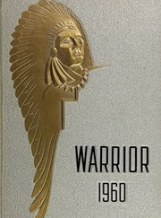 Washington High School - Warrior Yearbook (Sioux Falls, SD) online yearbook collection, 1960 Edition, Cover