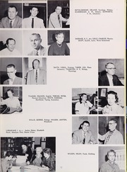 Page 17, 1960 Edition, Washington High School - Warrior Yearbook (Sioux Falls, SD) online yearbook collection