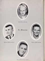 Page 6, 1960 Edition, Washington High School - Warrior Yearbook (Sioux Falls, SD) online yearbook collection