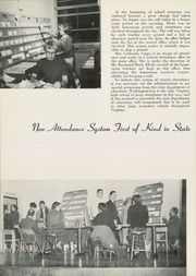 Washington Lee High School - Blue and Gray Yearbook (Arlington, VA) online yearbook collection, 1956 Edition, Page 16