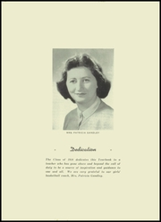 Waterbury High School - Longhorn Yearbook (Waterbury, VT) online yearbook collection, 1956 Edition, Page 4