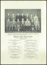 Waterbury High School - Longhorn Yearbook (Waterbury, VT) online yearbook collection, 1956 Edition, Page 5 of 60