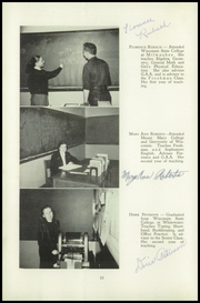 Waterloo High School - Wathilo Yearbook (Waterloo, WI) online yearbook collection, 1953 Edition, Page 14