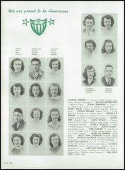 Wausau High School - Wahiscan Yearbook (Wausau, WI) online yearbook collection, 1945 Edition, Page 96