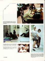 Wayne High School - Sentry Yearbook (Fort Wayne, IN) online yearbook collection, 1985 Edition, Page 8