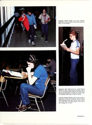 Wayne High School - Sentry Yearbook (Fort Wayne, IN) online yearbook collection, 1985 Edition, Page 9