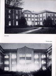 Wayne State College - Spizz Yearbook (Wayne, NE) online yearbook collection, 1957 Edition, Page 11