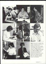 Waynesfield Goshen High School - Reflections Yearbook (Waynesfield, OH) online yearbook collection, 1979 Edition, Page 11 of 140
