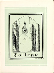 Weaver College - Mountaineer Yearbook (Weaverville, NC) online yearbook collection, 1929 Edition, Page 13