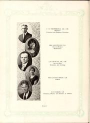 Weaver College - Mountaineer Yearbook (Weaverville, NC) online yearbook collection, 1929 Edition, Page 18