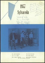 Webster High School - Sylvacola Yearbook (Webster, WI) online yearbook collection, 1957 Edition, Page 5