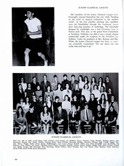 Wellesley High School - Wellesleyan Yearbook (Wellesley, MA) online yearbook collection, 1969 Edition, Page 258