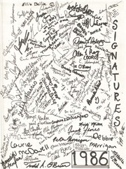 Wellesley High School - Wellesleyan Yearbook (Wellesley, MA) online yearbook collection, 1986 Edition, Page 3