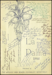 Weslaco High School - La Palma Yearbook (Weslaco, TX) online yearbook collection, 1946 Edition, Page 5