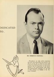 West Bridgewater High School - Climber Yearbook (West Bridgewater, MA) online yearbook collection, 1961 Edition, Page 8