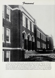 West Edgecombe High School - Wescomb Yearbook (Rocky Mount, NC) online yearbook collection, 1962 Edition, Page 6 of 120