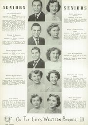 West End High School - Zephyr Yearbook (Nashville, TN) online yearbook collection, 1952 Edition, Page 18