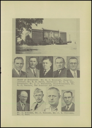 West High School - Trojan Yearbook (West, TX) online yearbook collection, 1945 Edition, Page 13 of 84