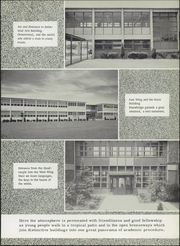 West Jefferson High School - Buccaneer Yearbook (Harvey, LA) online yearbook collection, 1959 Edition, Page 11