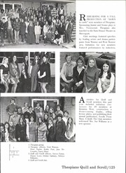 West Monroe High School - Rebelaire Yearbook (West Monroe, LA) online yearbook collection, 1973 Edition, Page 127
