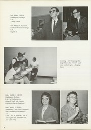 West Muskingum High School - Tornado Yearbook (Zanesville, OH) online yearbook collection, 1968 Edition, Page 12