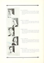 West Night High School - Echo Yearbook (Cincinnati, OH) online yearbook collection, 1933 Edition, Page 16