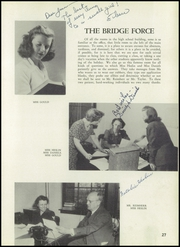 West Orange High School - Ranger Yearbook (West Orange, NJ) online yearbook collection, 1942 Edition, Page 31