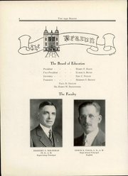 West Reading High School - Vaquero Yearbook (West Reading, PA) online yearbook collection, 1932 Edition, Page 10 of 92